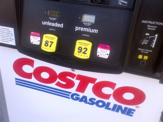 Maui Now : Maui Costco Gas Opens at Low $3 99