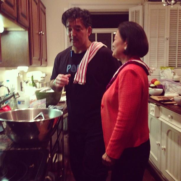 Da Kitchen Prepares Senator Hirono's