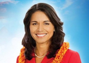 Tulsi Gabbard. Courtesy file photo.