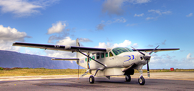 Makani Kai Air, Cessna Grand Caravan, photo from makanikaiair.com.