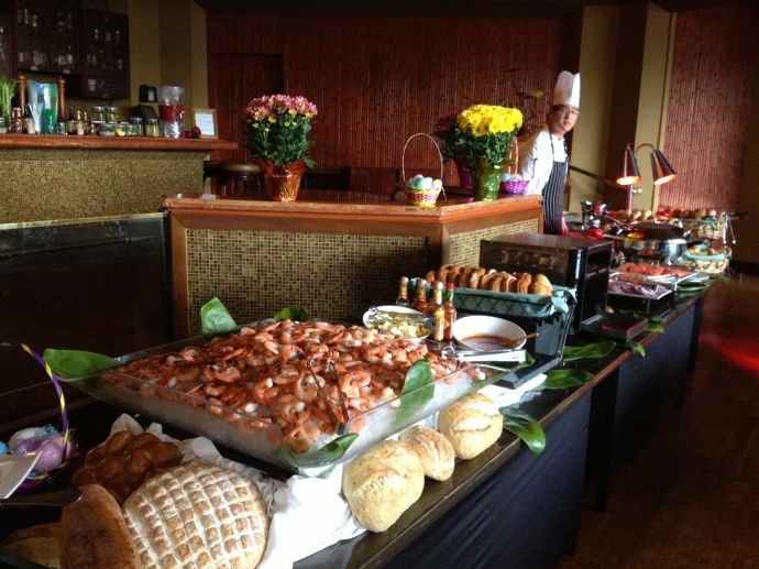 Excellent Maui Now Easter Buffet Brunch Options Abound Interior Design Ideas Inesswwsoteloinfo