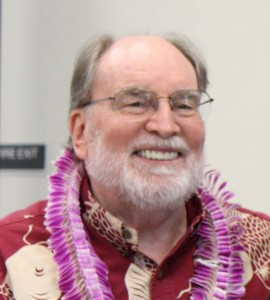 Governor Neil Abercrombie, photo by Wendy Osher.