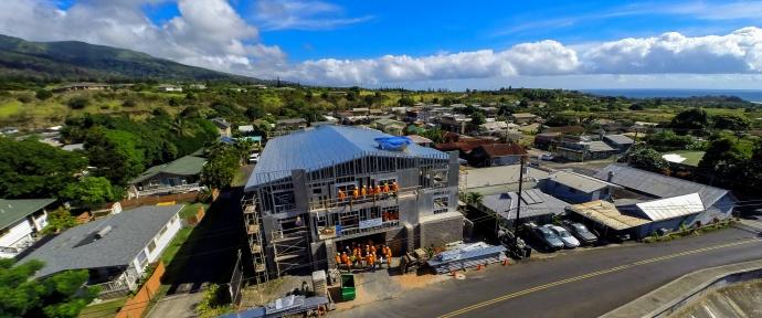Habitat for Humanity Maui.