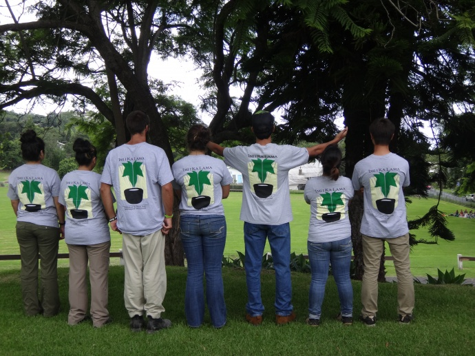 College inters. Photo courtesy Haleakalā National Park.