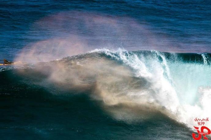 Peahi (Jaws) 12/10/14 - Image: Jimmie Hepp