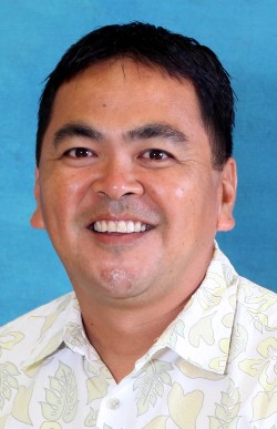 Maui High Athletic Director Michael Ban. Photo courtesy of Maui High School.