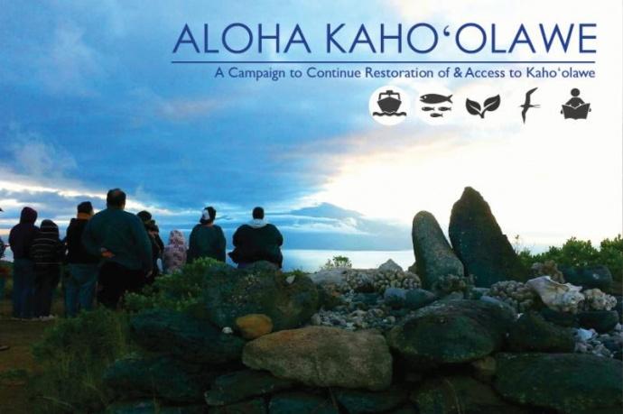 Aloha Kahoʻolawe campaign.