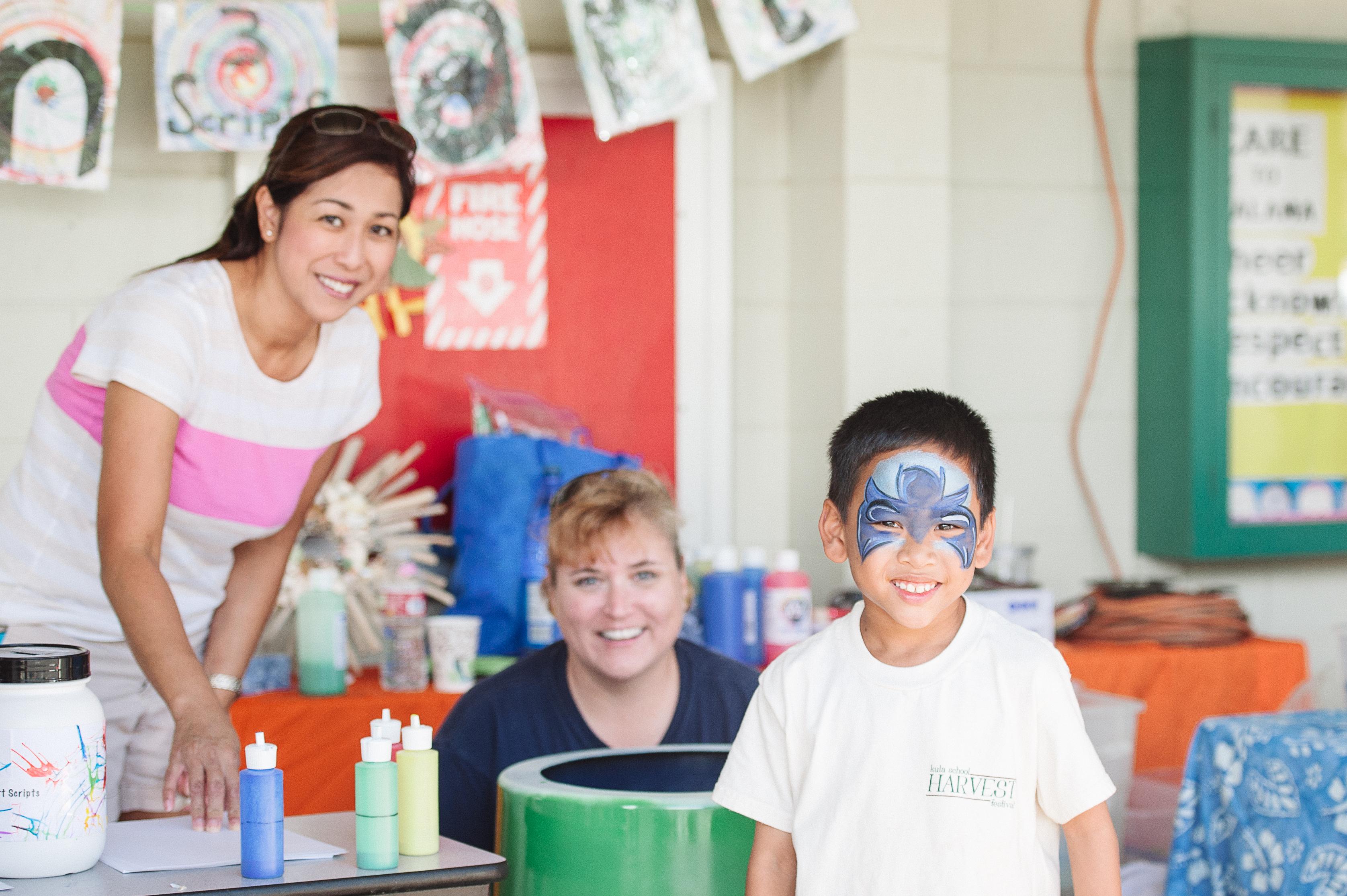 Annual Kula School Harvest Festival. Kula School photo.
