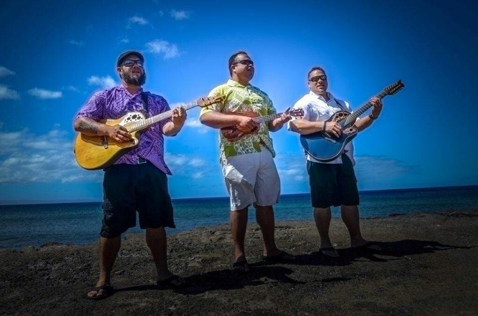 Matagi Trio. Courtesy image.