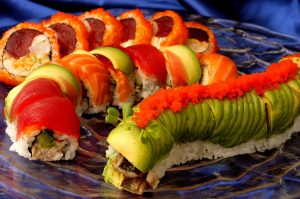 Sansei ranked as one of the best sushi restaurants in the US for 2016. Photo Courtesy