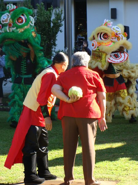Chinese New Year, Photos by Wendy OSHER © 2009
