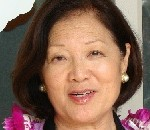 Congresswoman Mazie Hirono. File photo.