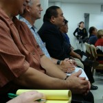 County Directors and support staff attend Mayor's FY2010 Budget presentation.