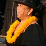 'Ahahui Ka'ahumanu member Beverly Romias.