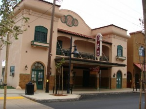 (The Historic Iao Theater once showed Saturday morning cartoons for a nickel.  Today it provides a venue to community theater groups and a variety of productions put on by Maui On Stage.  Photo by Wendy OSHER © 2009)