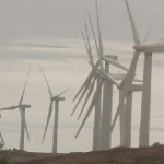 Kahaewa wind project. File photo.