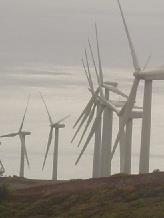 Kahaewa wind project. File photo.