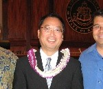 MAUI'S CORPORATION COUNSEL MOTO HONORED WITH STATE AWARD