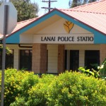 The new Lanai Police Station is located a short walk away, but preservationists want to keep the old structure for its historic value. (Photo by Wendy OSHER © 2009)
