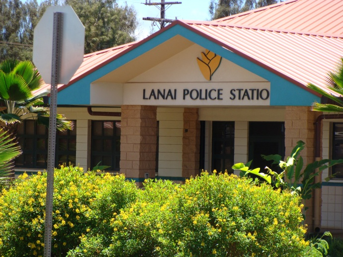 Maui now lanai city on endangered list for Lanai structure
