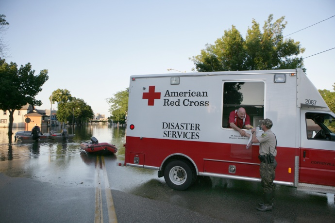 Local Red Cross Volunteers Needed for Busy Disaster Season
