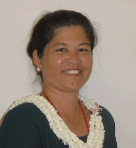 Espiritu has been with Kaunakakai Elementary School for 30 years, 8 of which have been as Principal of the school.