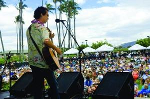 Photo Courtesy:  Maui Arts & Cultural Center.