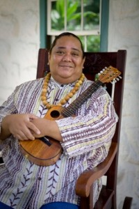 Uluwehi Guerrero is among the artists featured in a free finale performance hosted by the Maui Youth Philharmonic Orchestra.  Courtesy photo, County of Maui.