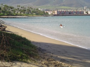 Kahului Harbor file photo by Wendy Osher.
