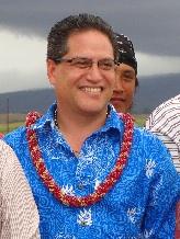 State Sen. J. Kalani English. Photo by Wendy Osher.