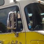 Hazmat truck, file image by Wendy Osher.