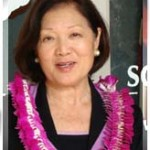 Congresswoman Mazie Hirono. File photo by Wendy Osher.