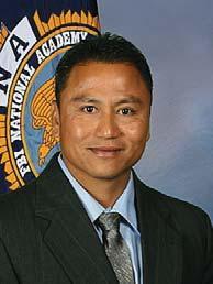 (Photo of Lieutenant Wayne Ibarra courtesy: Maui Police Department)