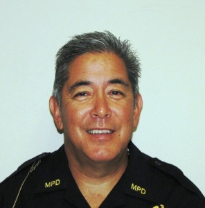 Sgt. David Silva.  Courtesy Photo, Maui Police Department.