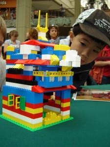 Past AIA Maui LEGO Event Entries.  Courtesy photo.
