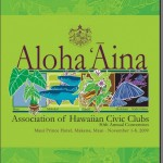Hawaiian Civic Clubs Host 50th Annual Convention on Maui