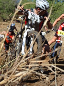 (File photo from 2008 XTERRA featuring athletes from dozens of countries and the mainland United States competing in the season's most grueling course at Makena, Maui)