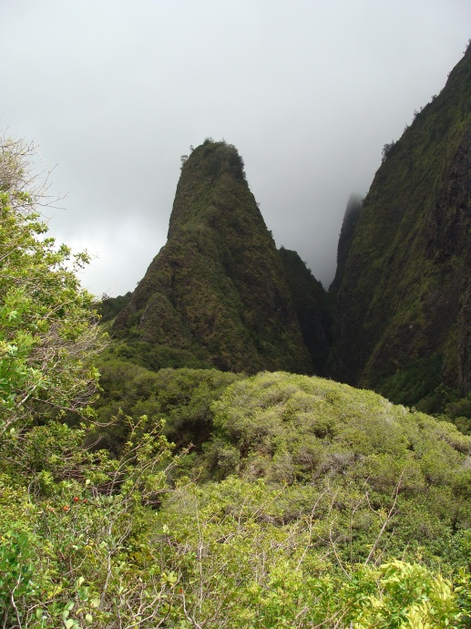 File photo of Maui's 'Iao Valley - a popular visitor destination. By Wendy Osher.