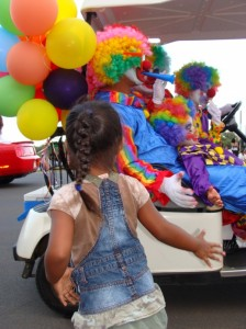 File Photo of Maui County Fair Parade '08 by Wendy Osher.