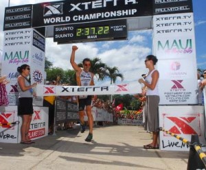 Photo Courtesy XTERRA World Championships and 2009 TEAM Unlimted