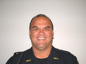 22-year MPD veteran Dean Rickard is promoted to the rank of Captain.