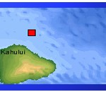3.5 Quake Off Windward Coast of Maui