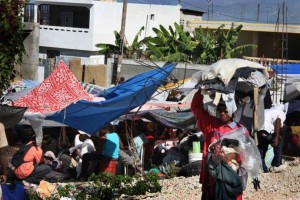 Haiti Earthquake 2010.  Photo Courtesy: Matt Marek/American Red Cross.