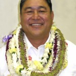 Fire Services Chief Lee Mainaga. Photo Courtesy County of Maui.