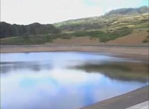 Upcountry water storage.  File Photo.