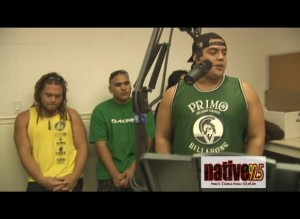 The Green is among the popular artists now playing on Native 92.5 FM