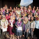 Fifty-five honorees were recognized by the county of Maui in 2010 as part of Women's History Month.  File photo Courtesy County of Maui.
