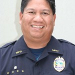 MPD's Peter Delima promoted to Lt.  Photo courtesy MPD.