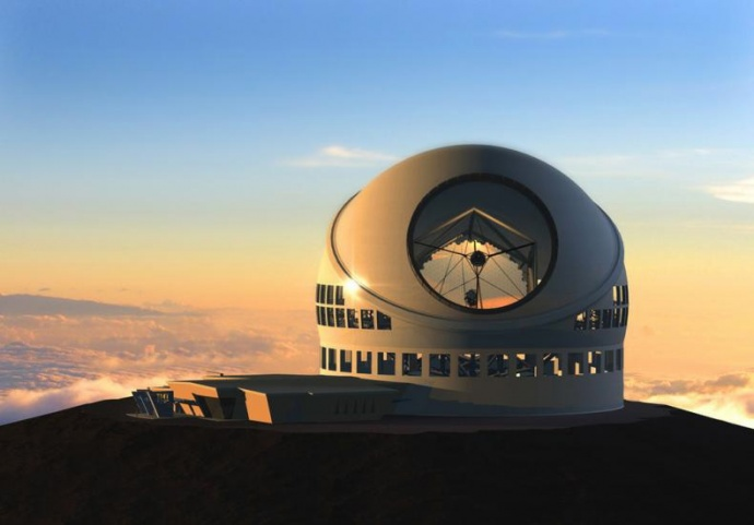 "TMT Files for Permit at La Palma, Maunakea Remains ""Preferred"" Site"