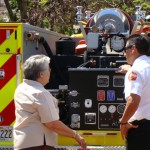 VIDEO: Three Fire Fighting Vehicles added to Maui fleet